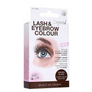Perfect Eye Lash and eyebrow color Brown black