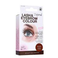 Perfect Eye Lash and eyebrow color Brown