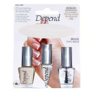 Depend French manicure kit beige