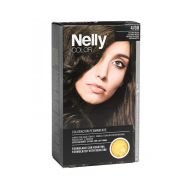Nelly color hair dye 50+50 ml 4/00