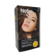 Nelly color hair dye 50+50 ml 5/00