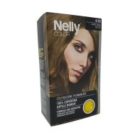 Nelly color hair dye 50+50 ml 8/00
