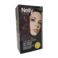 Nelly color hair dye 50+50 ml 5/50